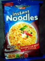 Newgate Instant Instant noodles Barbecue beef flavour - Produit - en