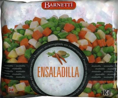"""Ensaladilla congelada """"Barnetti"""" - Producto"""