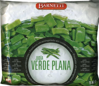 Judias verdes planas - Product