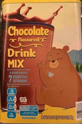 Drink mix - Producto