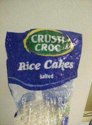Tortitas de arroz - Product