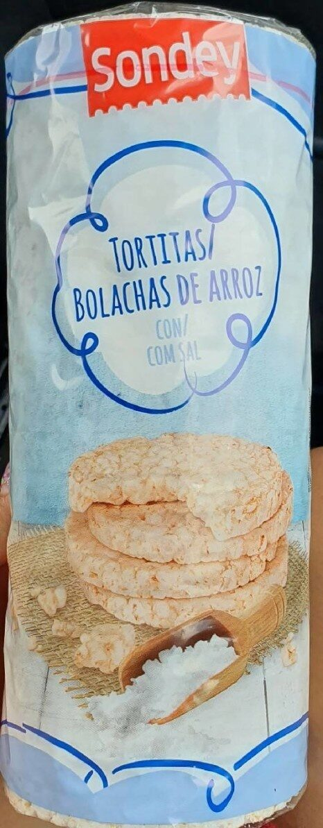 Tortitas de arroz sondey - Product - en