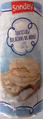 Tortitas de arroz sondey - Producto - es