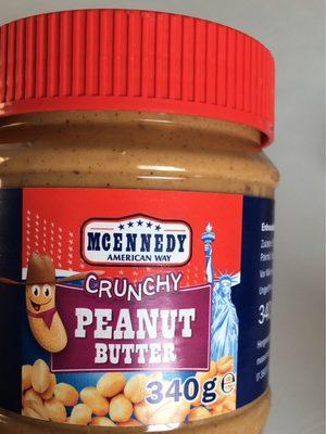 Erdnussbutter - Produit