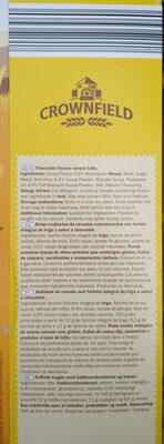 choco moons - Ingredients - en