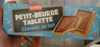 Petit beurre tablette chocolat au lait - Product