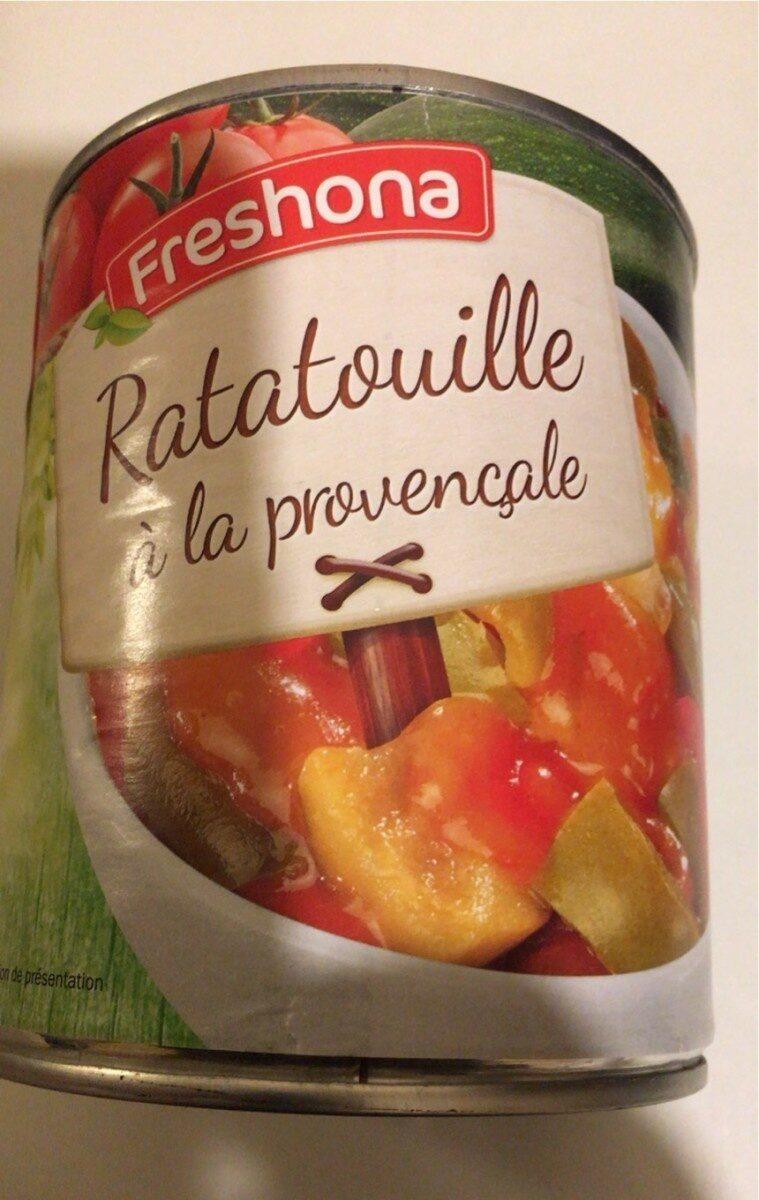 Ratatouille à la provençale - Produit - fr