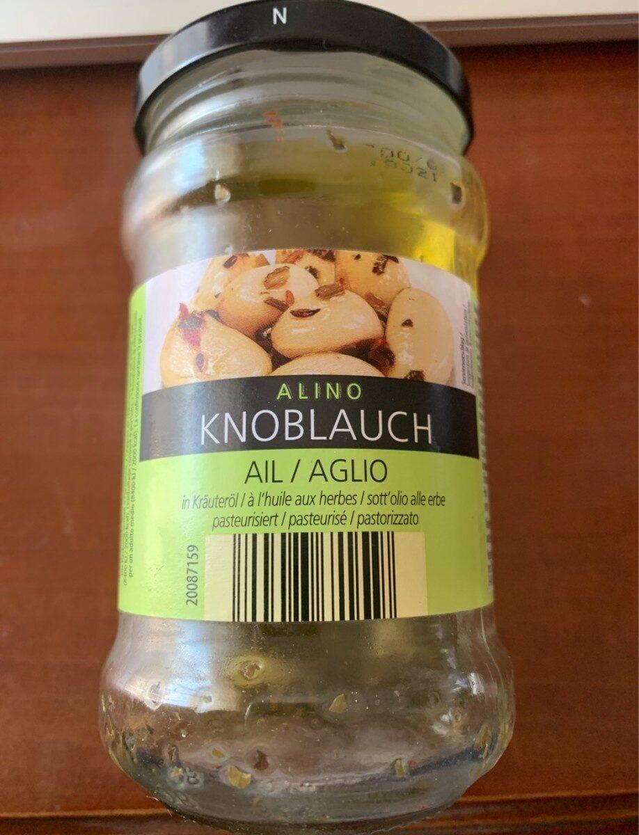 Knoblauch / Ail - Produit