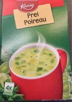 Sachet soupe poireau - Product - fr