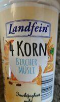 4 Korn Bircher Muesli - Prodotto - de