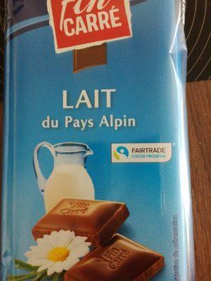 Lait du pays alpin - Product