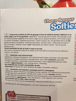 Cocoa softies - Ingredients