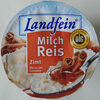 Milchreis  Zimt - Product