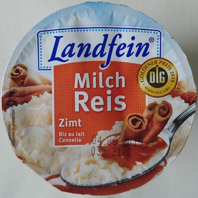 Milchreis  Zimt - Produkt - de
