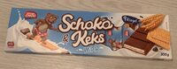 Schoko & Keks Milchcreme - Produkt - de