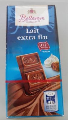 Lait extra fin - Produit - fr