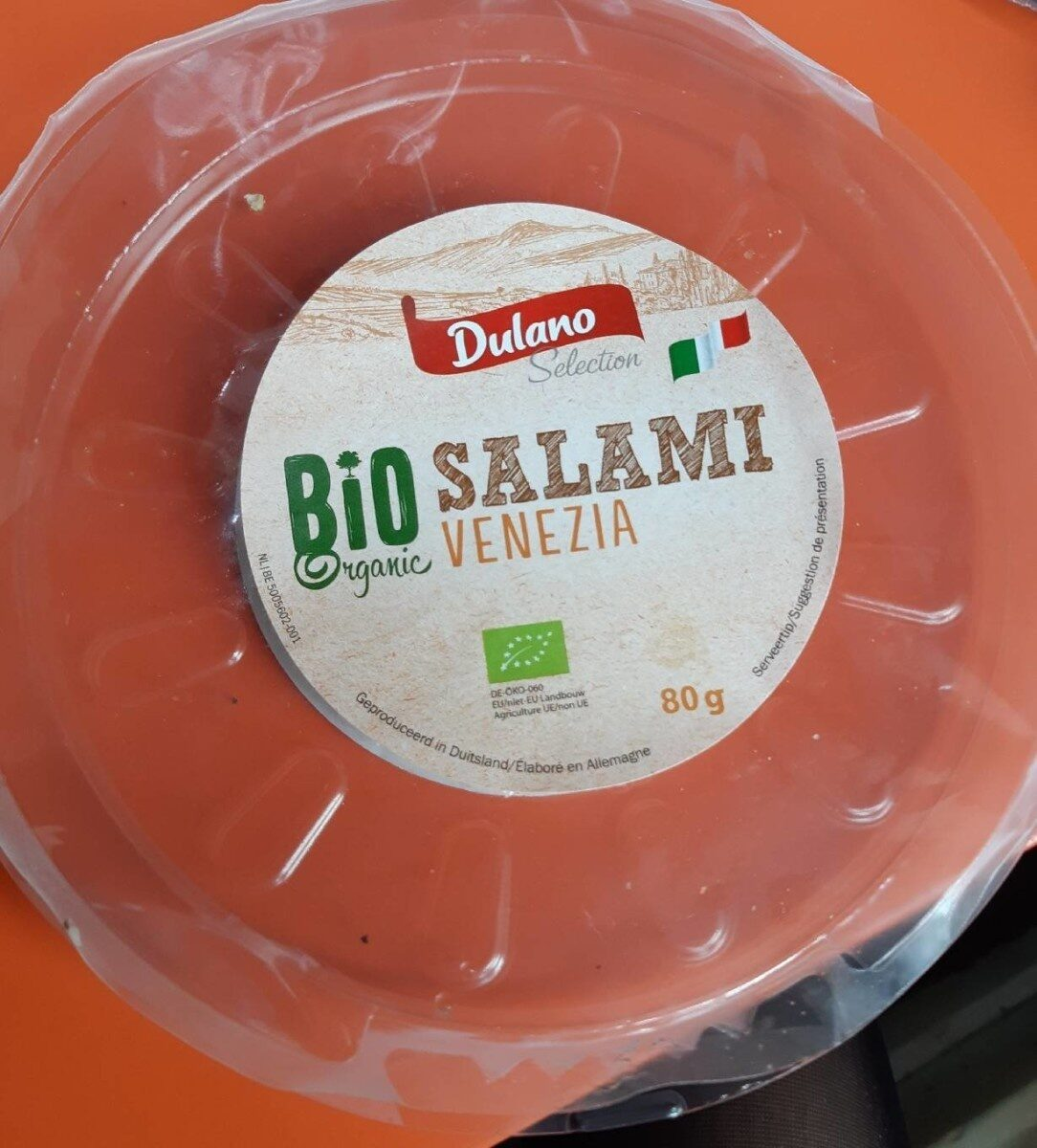 Bio Salami Venezia - Product