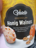 Honey, walnut & cream - Product - de