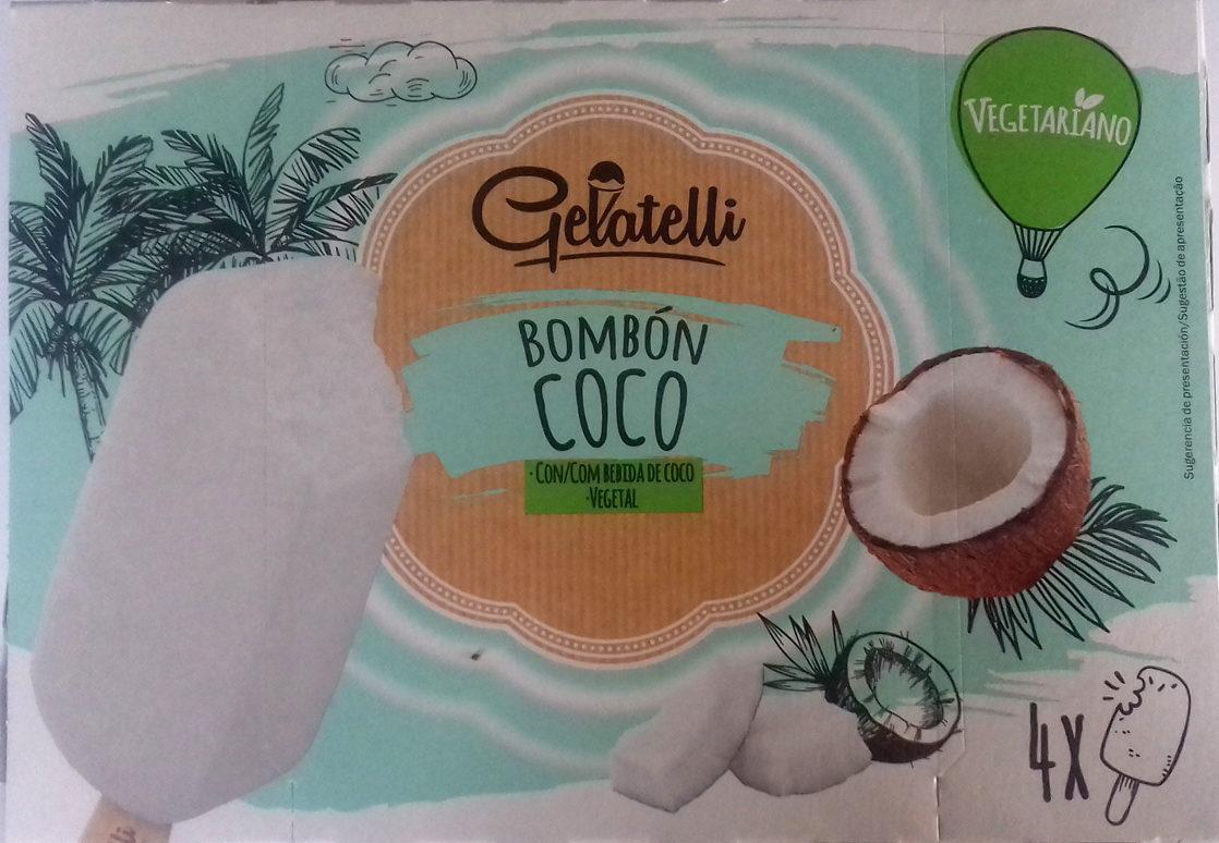 Bombón Coco con bebida de coco vegetal - Producto - es