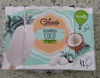 Bombón Coco con bebida de coco vegetal - Produit