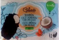 Gelatelli Kokosmilcheis - Producto