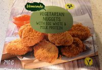 Vegetarian nuggets - Product