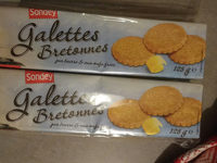 Galettes bretonnes - Produit