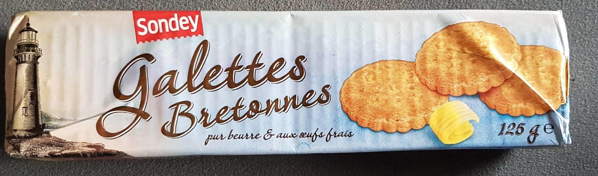 Galette bretonne - Produit - fr