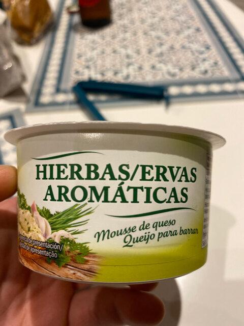 Crefée / Mousse de queso - Produit - de