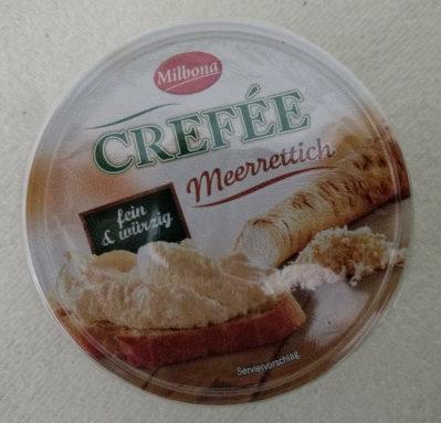 Crefée Meerrettich - Product