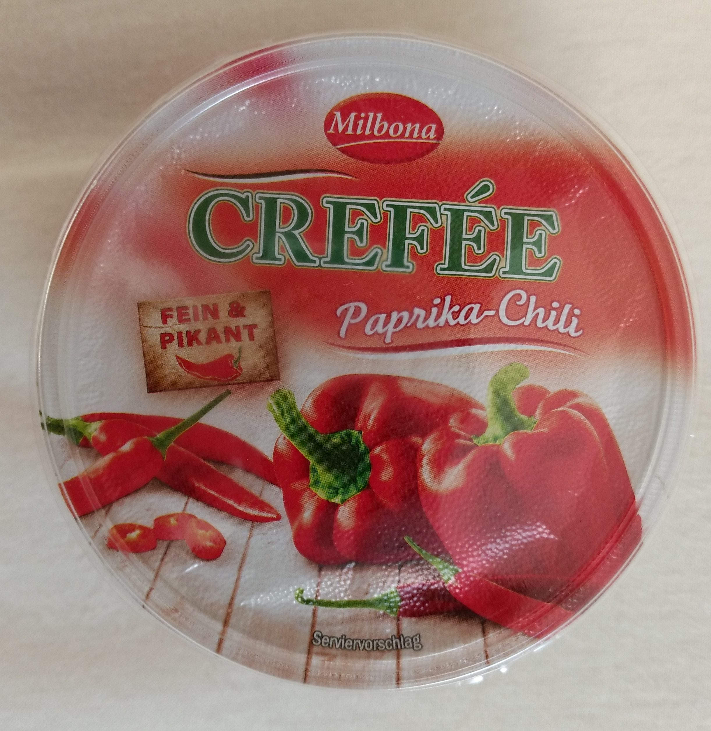 Crefée Paprika-Chili - Product