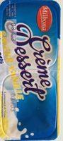 Crème Dessert saveur Vanille - Product