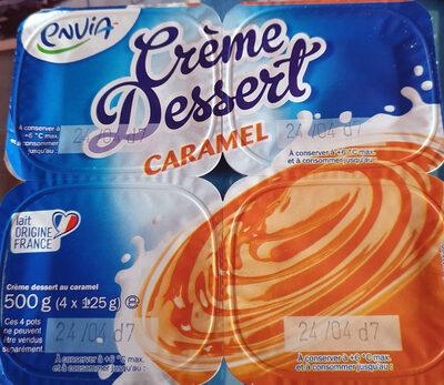 Crème dessert Caramel - Produit - fr