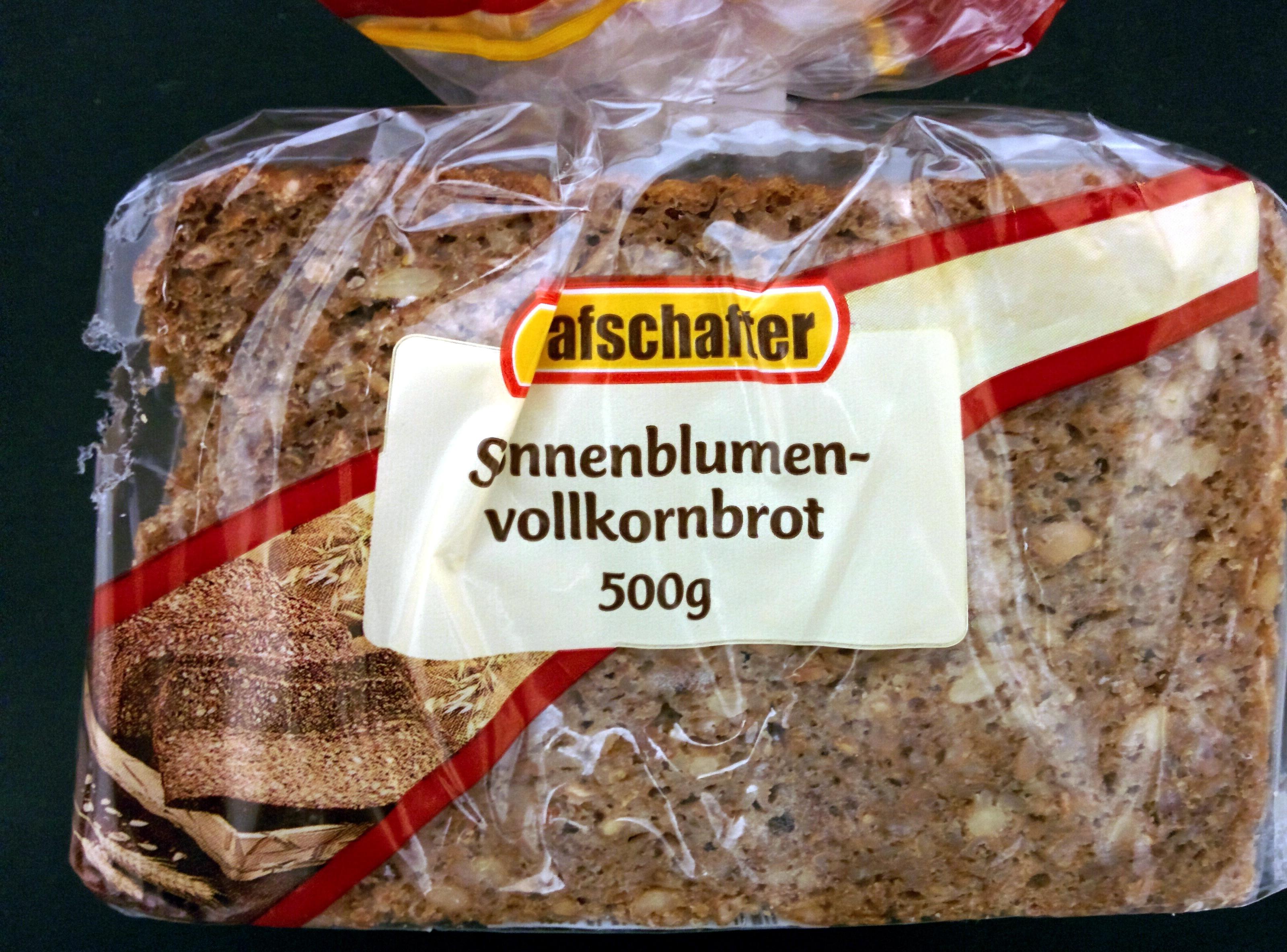 Sonneblumenvollkornbrot - Produit - de