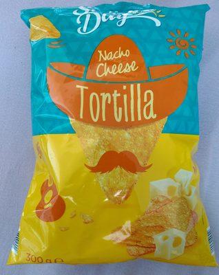 Tortilla gout nacho cheese - Product