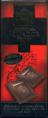 Edel-Bitter-Schokolade Ecuador 70% Kakao - Produkt
