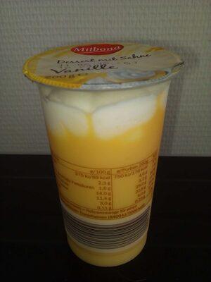 Knusperjoghurt, Vanillegeschmack mit Schokoballs - Produit