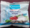 Mozzarella light (8,5% MG) - Product