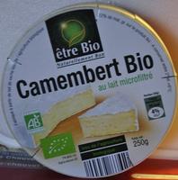 Camembert bio (22% MG) au lait microfiltré - Product