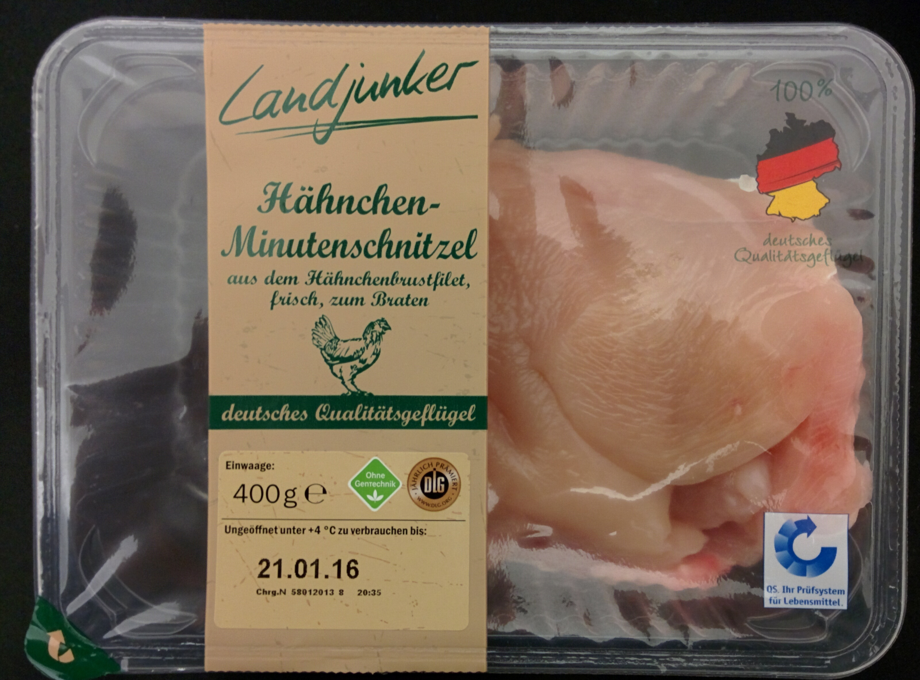 Hähnchenbrust Filet - Product - de
