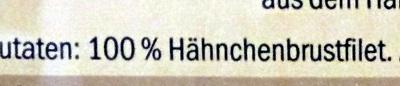 Hähnchenbrust Filet - Ingrediënten