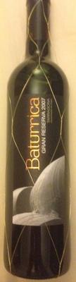 Baturrica Gran Reserva 2007 - Product - en