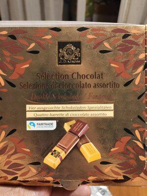 Selezione di cioccolato assortito - Produit - fr