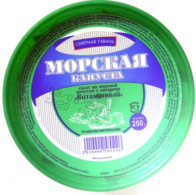 Морская капуста - Product - ru