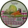 Капуста квашеная шинкованная с морковью - Produit