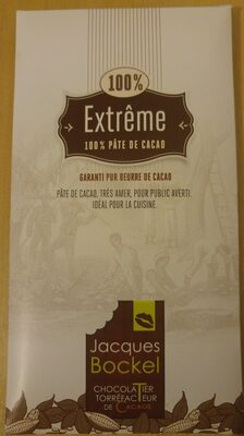 Extrême - 100% Pâte de cacao - Product
