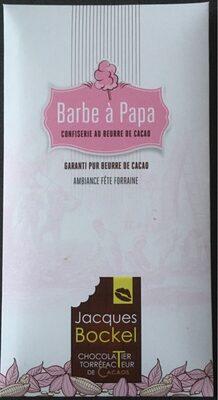 Barbe à Papa - Produit