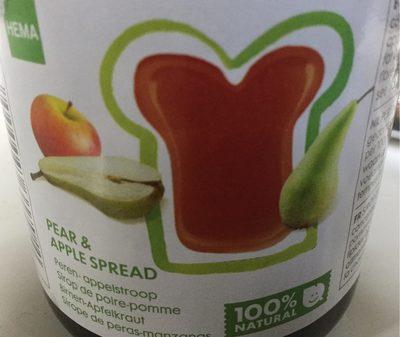 Pear & Apple Sread - Produit - fr