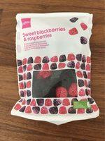 Sweet Blackberries - Producte - fr