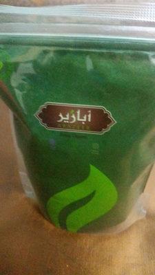 Abazeer organic spirulina - Product